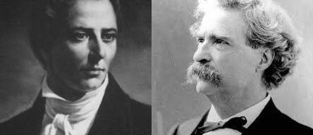 Mark Twain says what he thinks of Joseph Smith