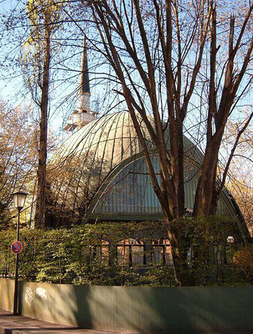 The Munich mosque