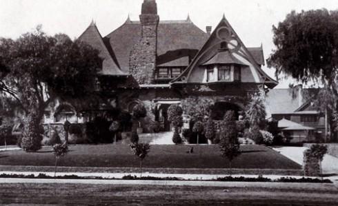 3115 W. Adams Blvd., the Elegant Manor, circa 1909