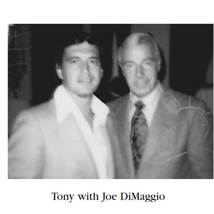 Tony & Joe DiMaggio
