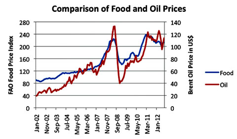 comparison-of-food-and-oil-prices