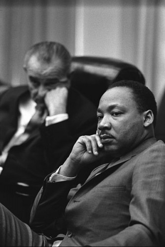 Martin_Luther_King,_Jr._and_Lyndon_Johnson_PublicDomain