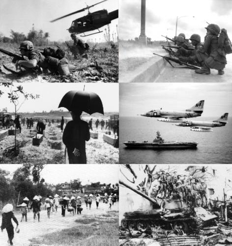 Viet_WarMontage_Public Domain
