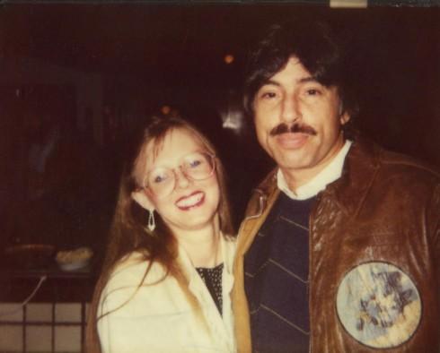 Paul Morantz and Annie Hall (Nikki)
