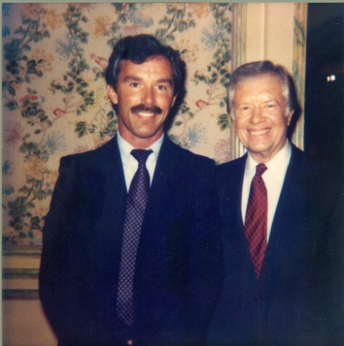 1985_Book_Tour_with_President_Jimmy_Carter