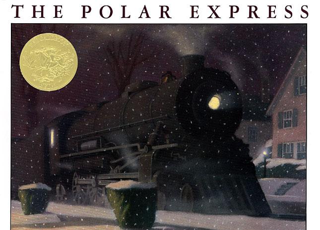 Childrens Lit. essay on The Polar Express?