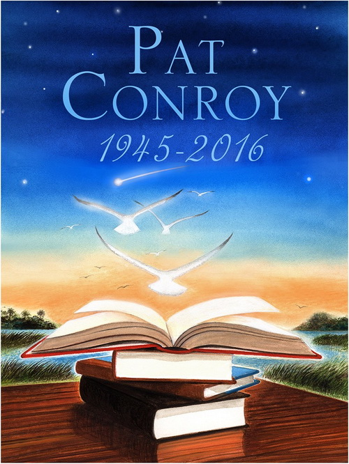 Pat_Conroy_Salute_from_Wendell_Minor