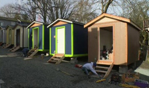 Americas Tiny House Villages for the Homeless Boryanabooks