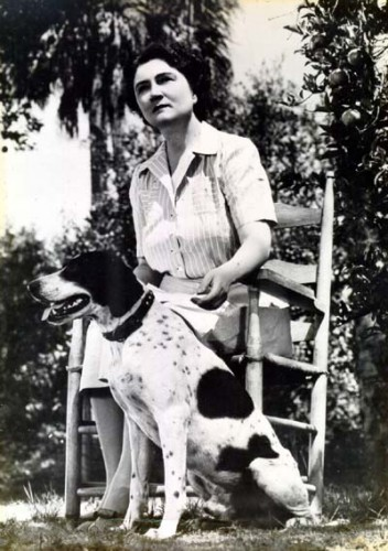 marjorie kinnan rawlings at Cross Creek