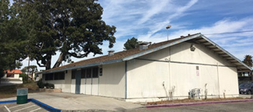 Former Westminster Senior Center. Venice residents are divided over Los Angeles Homeless Services Authority's proposal, supported by City Councilmember Mike Bonin, to turn this vacant city-owned building into a storage facility for homeless property.