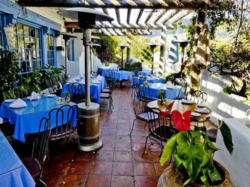 Taverna Tony patio