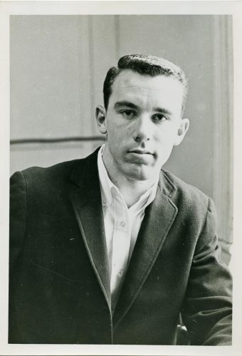 Bob Vickrey- boy sports editor